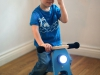 Balance Bike Headlight Done