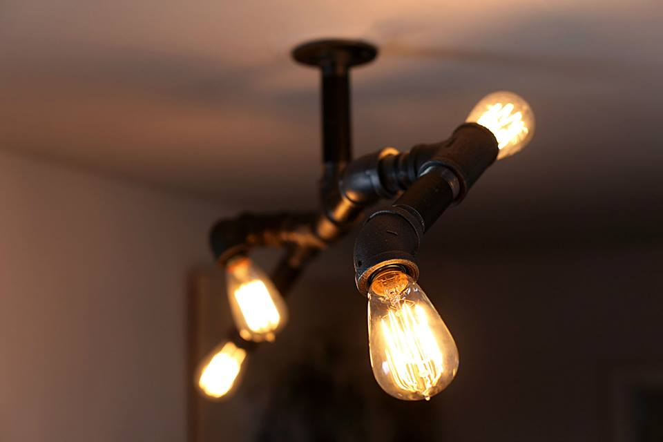 collection edison bulb track lighting photos lighting. Black Bedroom Furniture Sets. Home Design Ideas