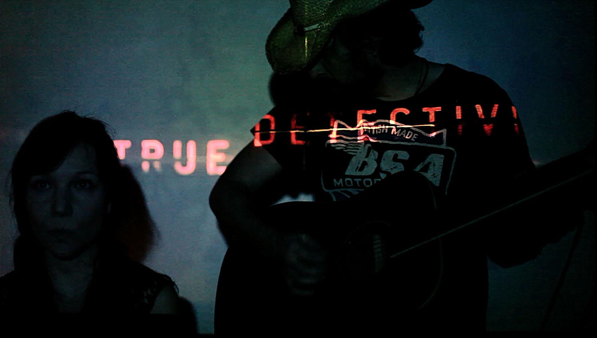 True Detective Intro