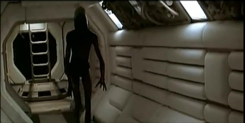 creepy test footage from Alien